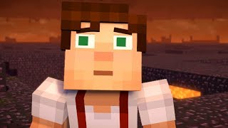 Minecraft: Story Mode - Toughest Choice Yet - Season 2 - Episode 3 (14)
