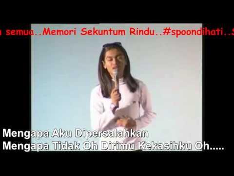 Memori Sekuntum Rindu(Ada Senikata)