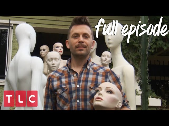 Obsessed With Mannequins! | My Crazy Obsession (Full Episode)