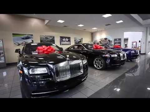 Rolls Royce Motorcars Sterling Lounge - Take a look!
