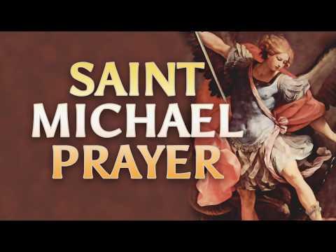 St. Michael Prayer