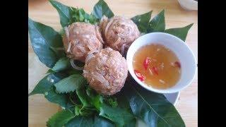 Tự làm Nem nắm Nam Định ngon - Đặc sản Nam Định - Cùng chia sẻ.