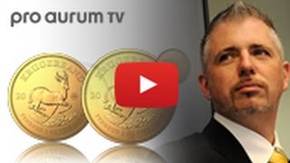 Dirk Müller über Gold und den Krügerrand