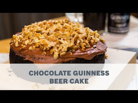 Chocolate Guinness Beer Cake Recipe – Cooking with Bosch
