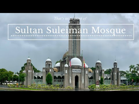 Masjid Diraja Sultan Suleiman Klang Youtube