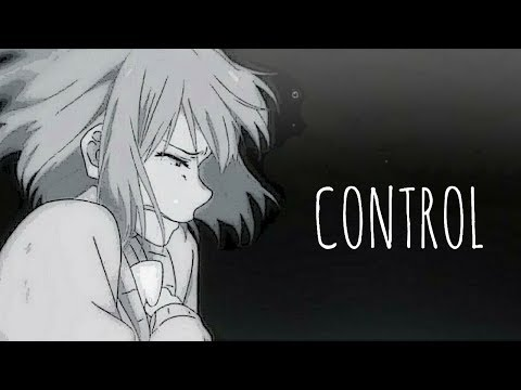 Nightcore - Control (Halsey) - Lyrics