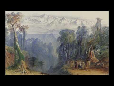 Edward Lear 愛德華李爾 1812-1888 Painter Draughtsman Illustrator  Writer English