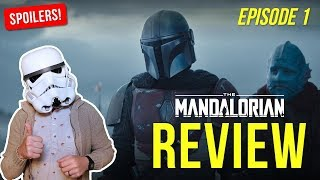 The Mandalorian - Episode 1 - REVIEW [SPOILERS]