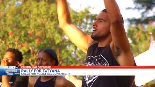 Video 'Justice for Tatyana': Ralliers call for changes with Bakersfield police download MP3, 3GP, MP4, WEBM, AVI, FLV November 2017