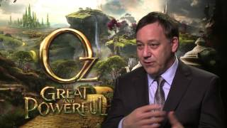 Movies | Sam Raimi, Oz did not turn out as expected | Telemundo English