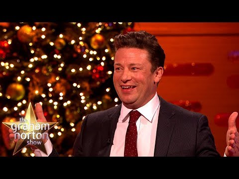 Download Youtube: Jamie Oliver LOVES Star Wars | The Graham Norton Show