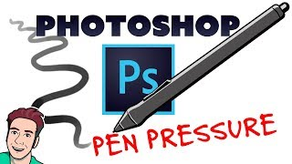 How to Fix No Pen Pressure In Photoshop 📸