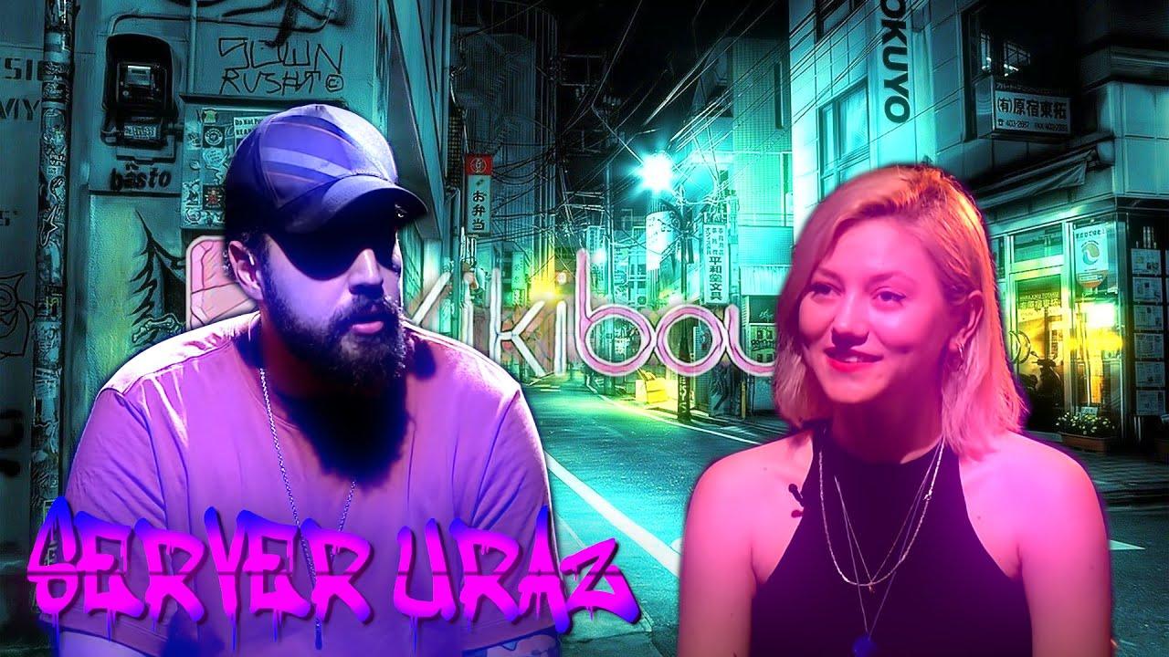 Kiki RAP  5. Bölüm - Server URAZ Türkçe Rap #KikiBouba #KikiRap #TürkçeRap