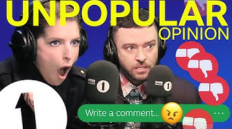 """Billie Eilish IS the real deal!"": Justin Timberlake & Anna Kendrick Unpopular Opinion 😠"