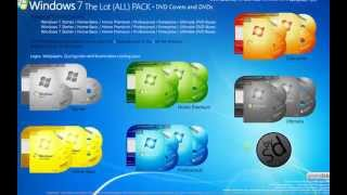 Windows 7 ULTIMATE SP1 ALL EDITIONS |How to Install and Activate| *Description