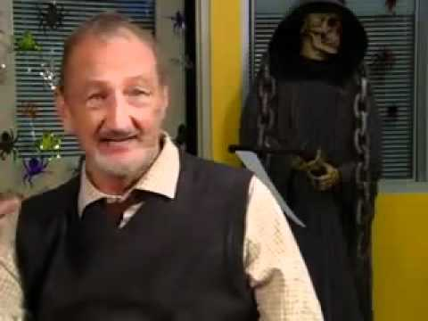 Robert Englund Chuck 4x06 Interview