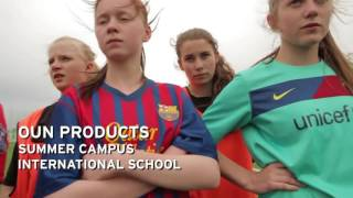 RD  Football Salou Barcelona sport complex   Cambrils Park Resort ENG