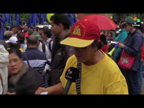 Colombia: Public School Teachers Demand Dignified Health Care