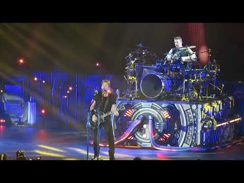 Nickelback  Song on fire  in Ledoviy Palace , SPB, 23052018
