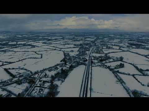 Siberian weather freezing Storm Emma red warning for ireland 2018 #3
