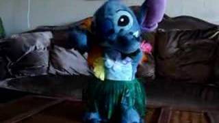 Hula dancing Stitch