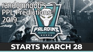 Download Video PPL Prediction Video - Teams, Standings and Week 1 Matches - Paladins Premier league MP3 3GP MP4