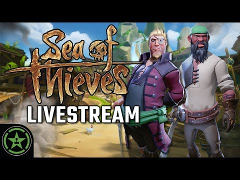 Achievement Hunter Live Stream - Sea of Thieves: Pirate Brawl