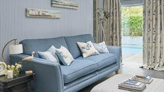 Laura Ashley Cool Blue Spring Summer 2017 Collection