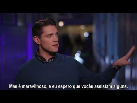 MTV NEWS - BASTIDORES DO EPISÓDIO MUSICAL DE RIVERDALE