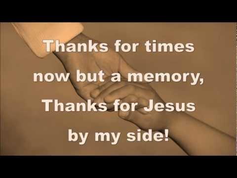 Thanks to God - Hymn - Karaoke