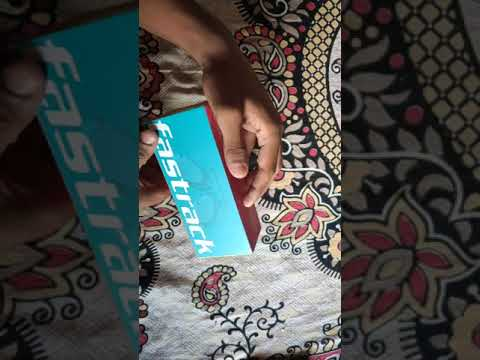 Fastrack Sunglasses Unboxing  UV Protection Rectangular Sunglasses for men  Best under ₹799 #Shorts