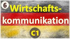 6- WirtschaftsKommunikation - Deutsch