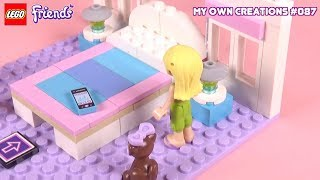 Bedroom 008 | LEGO Friends My Own Creations #087