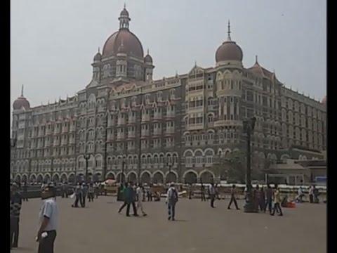 Taj Mahal Palace Hotel Colaba Mumbai is located next to Gateway of India