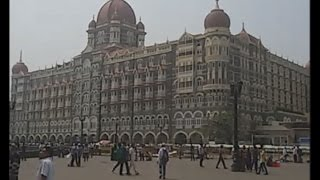 Taj Mahal Palace Hotel Colaba Mumbai is located next to Gateway of India