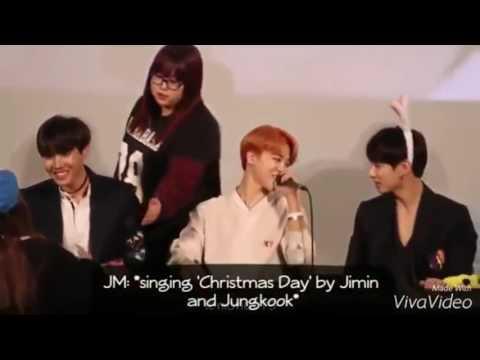BTS X Merry Christmas