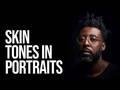 Skin Tones in Portraits: Canon vs Sony and How to Correct