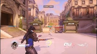 What if overwatch was 3rd person