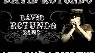David Rotundo - Blues Ignited - 2003 - Let