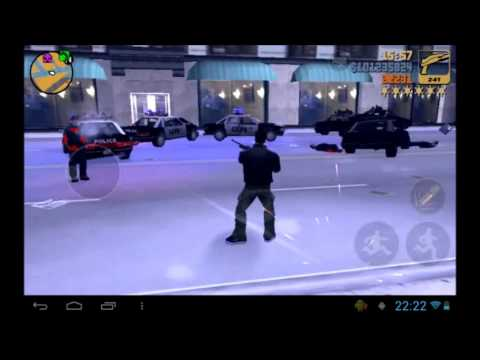 How to mod Grand Theft Auto III for Android GTA 3