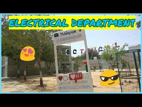 Techno Fun 2018 || Electrical Department || Government polytechnic college || Bhuj || GTU