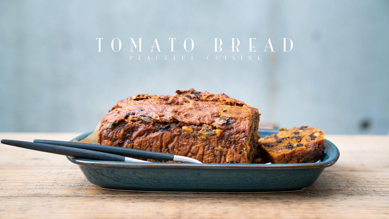 Tomato Bread ☆ トマトブレッドの作り方