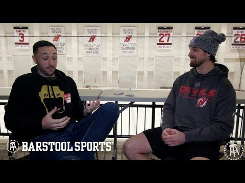 Capital J Marty Sits Down With Keith Kinkaid