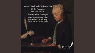 Sonata IIa in G major, Op. 50: Allemanda: Allegro