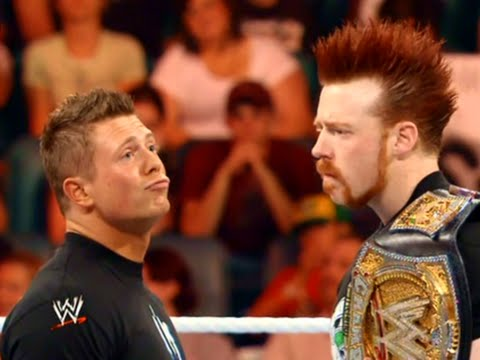 مصارعه حرة 2014 - Sheamus VS The Miz VS The Big Show - مصارعة Wwe