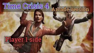 Time Crisis 4 Arcade ver/タイムクライシス4  / 7.83mil(1P)