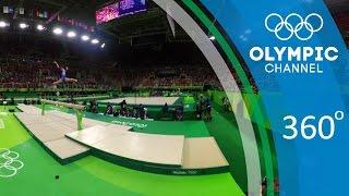 Women's Artistic Gymnastics | Exclusive 360 Video | Rio 2016