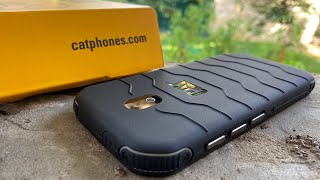 CAT S42 Unboxing (Rugged Phone That can be Washed With Soap, Disinfectant)