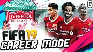 FIFA 19 Liverpool Career Mode #6   START OF PREMIER LEAGUE   EPIC GOALS ON ULTIMATE DIFFICULTY