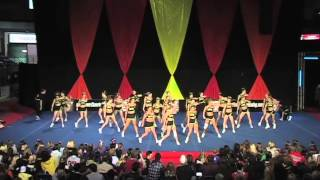 University of Regina Cheerleading - PCA UONCC 2008 - Run 1 - Small Coed - National Champions